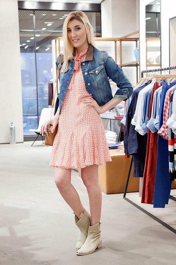 cosmopolitan beymen club zorlu center burcu ozcan derya acikgoz moda bugun ne giysem 2
